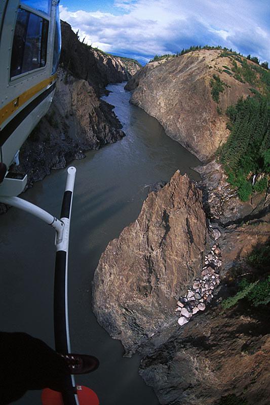 Stikine River Canyon, Northwest British Columbia, Canada