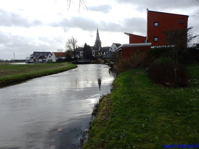 15-02-2014 Woerden 26 Km (43)