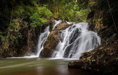 australia dinnerfalls mthypipamee queensland tropics water waterfall caldwell ankh