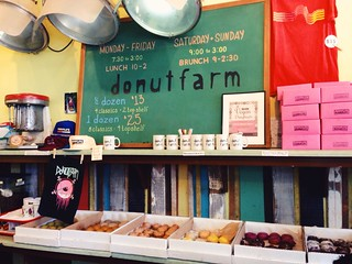 Pepples Donut Farm. Oakland, CA | by lady3jenn