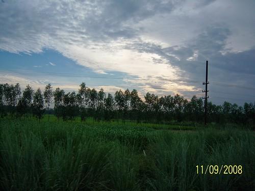 trainjourney uttarpradesh indianrailways landscapes cities india clouds panoramio216644615018345