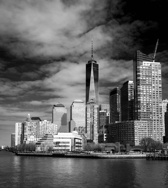 View from East River