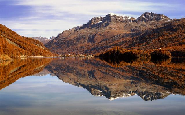 Autumn reflections ( part 1 )