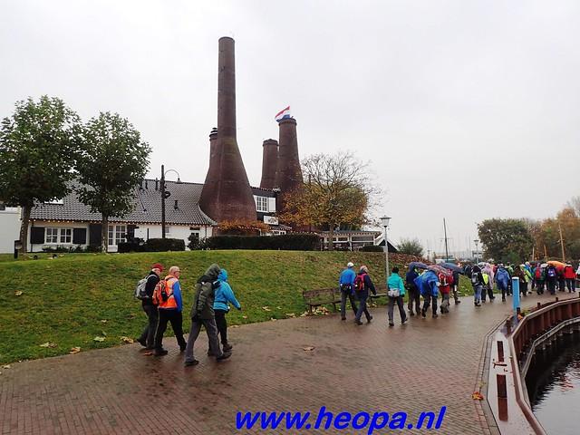 2016-11-09  Gooimeer tocht   25 KM   (43)