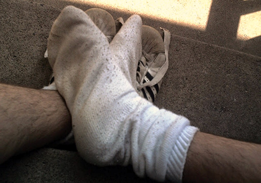 Public Self Foot Worship