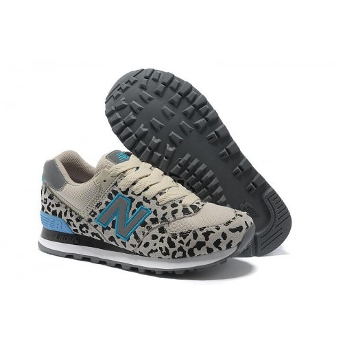 baskets new balance leopard