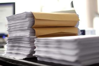 Bureaucracy / Bürokratie I   by manoftaste.de