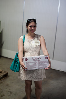 Christine from Cooking Crusade | by Abstract Gourmet
