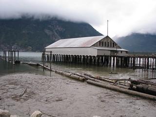 Bella Coola Estuary Boathouse - 4