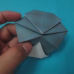วิธีการพับกระดาษเป็นรูปนกเค้าแมว 019