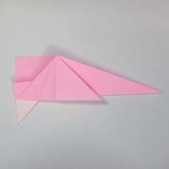 สอนการพับกระดาษเป็นลูกสุนัขชเนาเซอร์ (Origami Schnauzer Puppy) 038