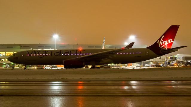 G-VNYC Virgin Atlantic Uptown Girl A330-300