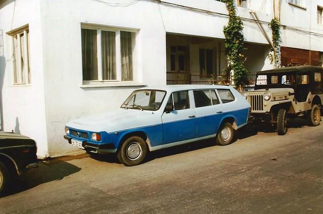 Anadol SV1600 station wagon
