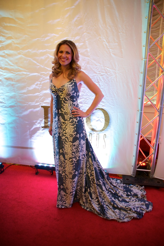 Pascale Hutton Leo Awards Red Carpet Find More
