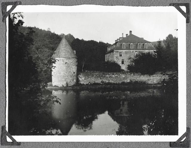Archiv Chr003 Schloss Hardenberg, Velbert, 1926