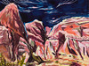 Red Rock Canyon by J Dunlap
