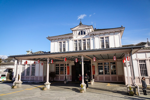 Nikko railway station | by phuong.sg@gmail.com