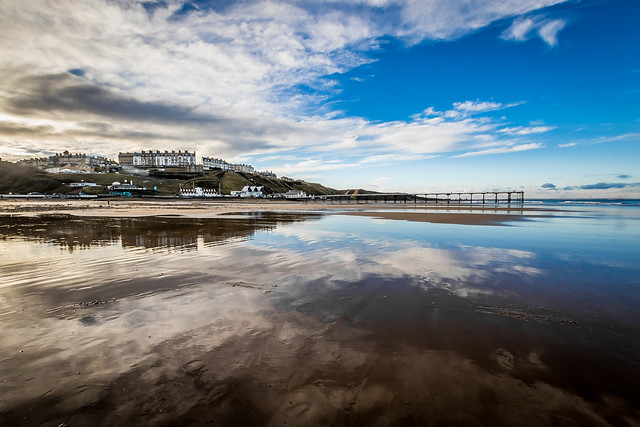 Saltburn Reflections