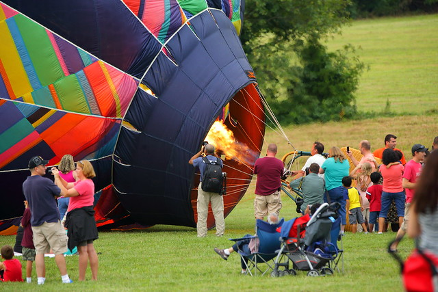 Hot Air Balloon Festival, Bealeton VA