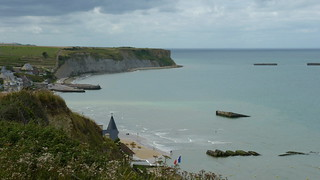 Mulberry at Arromanches (2) | by ukdamian