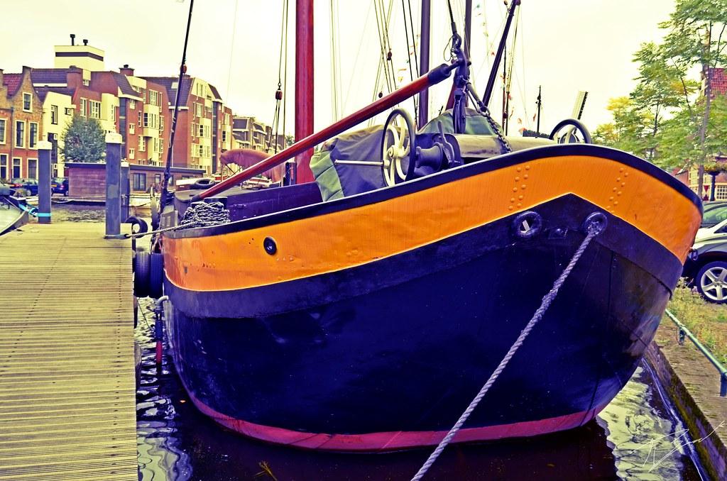 Kort Galgewater 2312 Br Leiden Nederland Maps Google Co Flickr