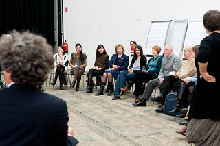Workshops and Talks, November 2013, Vienna | by ERSTE Stiftung