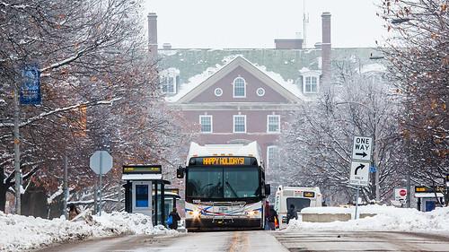 MTD bus