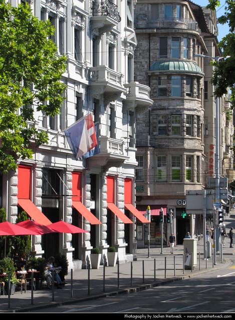 City Center, Zurich