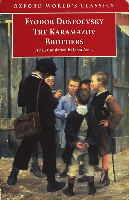 Oxford Books - Fyodor Dostoevsky - The Brothers Karamazov