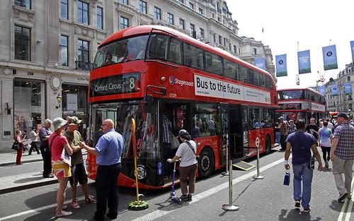 Stagecoach London LT239   Regent St Bus Cavalcade | by plcd1