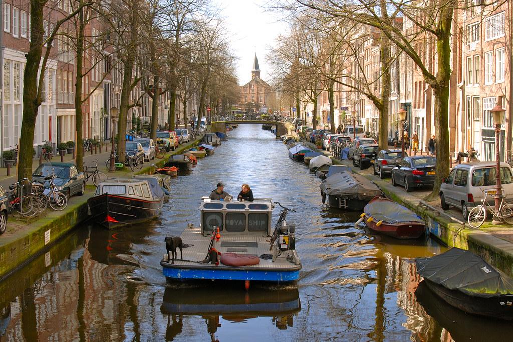 Jordaan district - Amsterdam