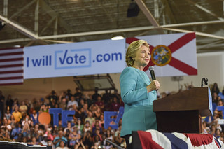 October 26, 2016 - Lake Worth, FL. | by Hillary Clinton