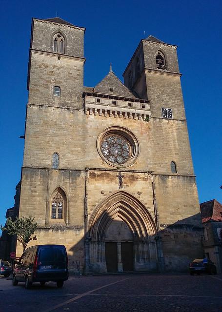 Eglise Saint-Pierre de gourdon