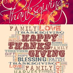Happy Thanksgiving Week!  God Bless each of you and your families always.:pray::poultry_leg::maple_leaf: