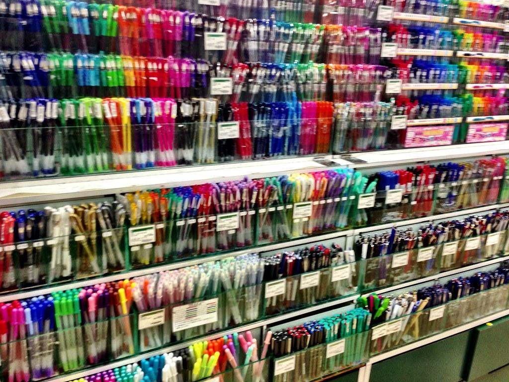 Tokyu Hands Pen Dept  | Ikebukuro, Tokyo, Japan | Flickr