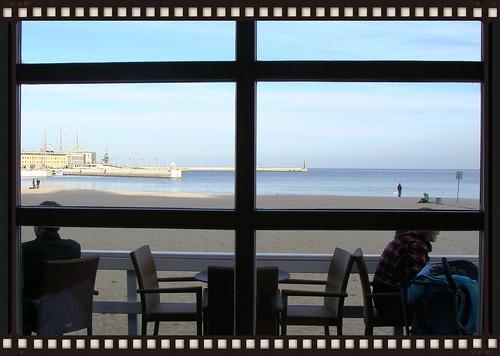 window bar poland polska seaview okno gdynia sonydsch3