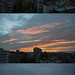 3 sunsets