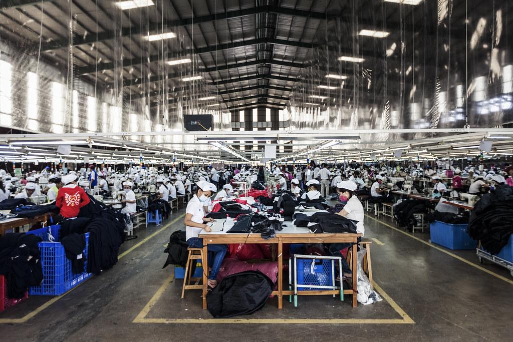 Ando International garment factory (Better Work Vietnam) | Flickr