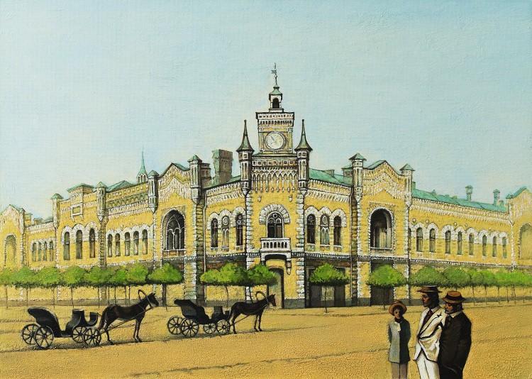 9 Chisinau Mayor Hall - Ghenadie Sontu