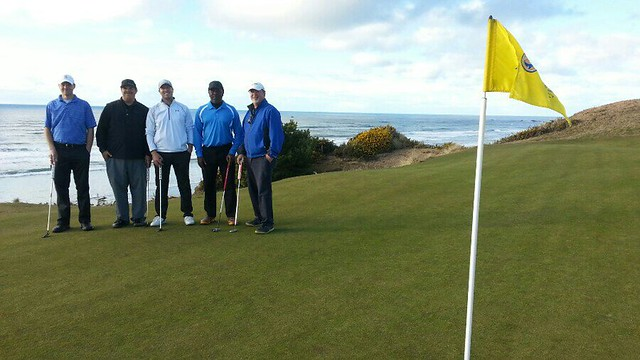 Bandon Dunes - Players