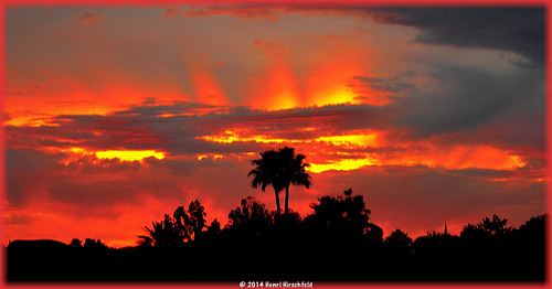 sunset arizona sky nikon tucson hirschfeld photogene snapdecisions