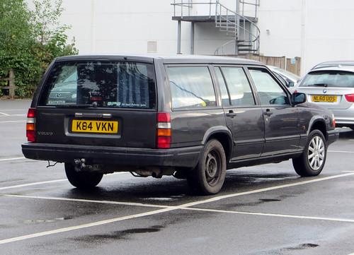 1993 Volvo 740 | by Spottedlaurel
