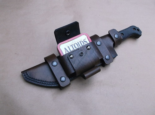 Becker BK9 scout sheath