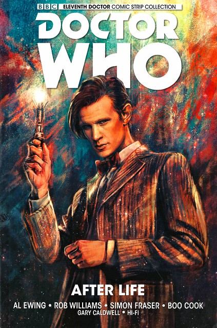 Doctor Who the Eleventh Doctor Vol 1:  After Life
