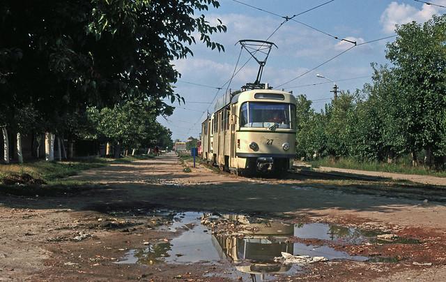 Oradea 27 lijn 2  Strada Aviatonlor - Strada Lipovei