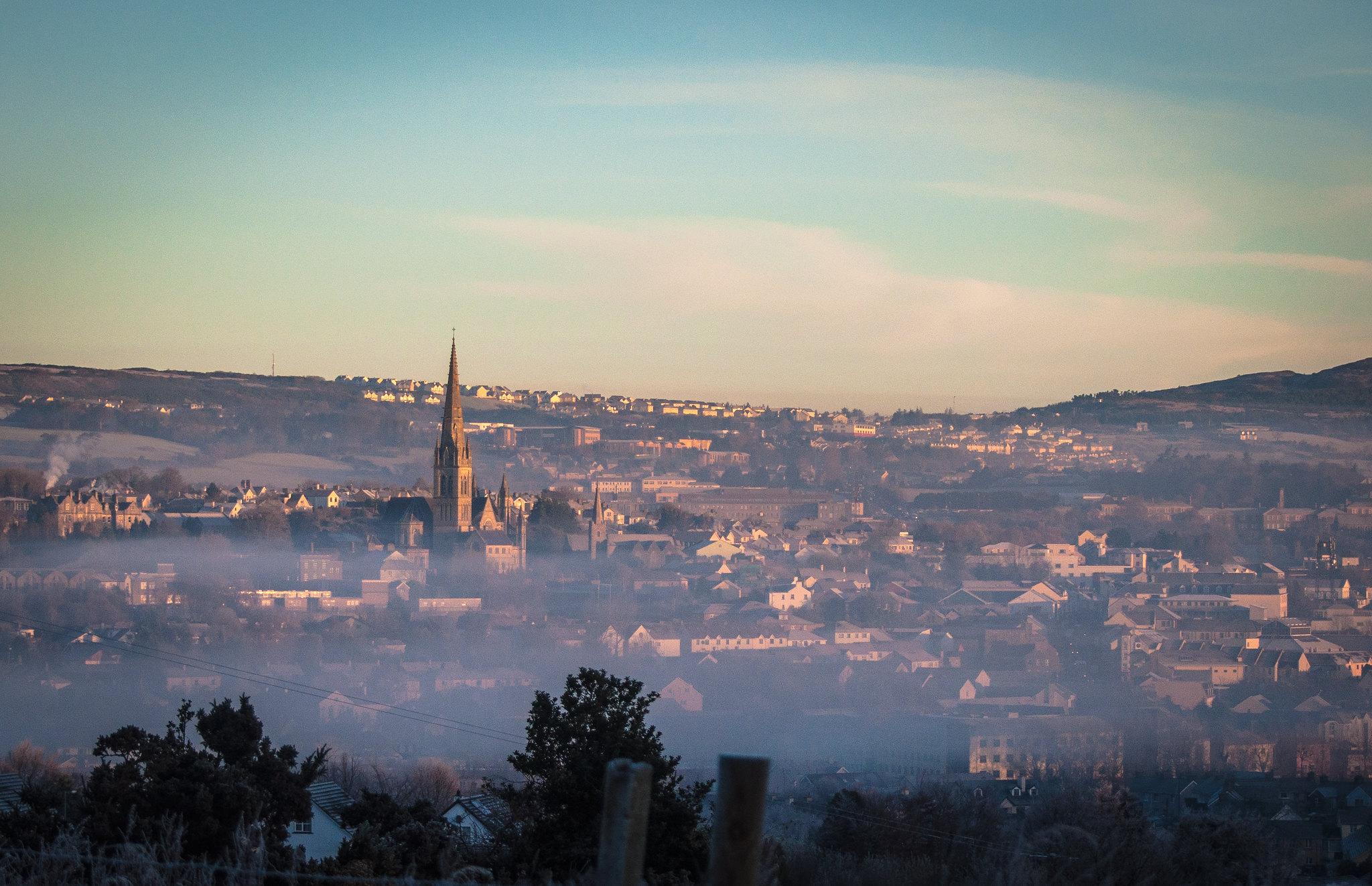 Frosty Morning in Letterkenny