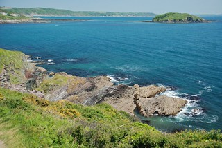 South West Coastal Path, Cornwall   by Pete Edgeler