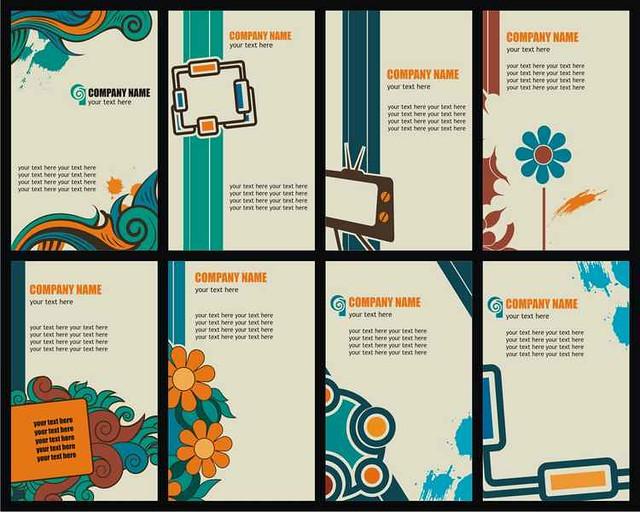 55 | Template Desain Kartu Nama | Cetak Kartu Nama | Flickr