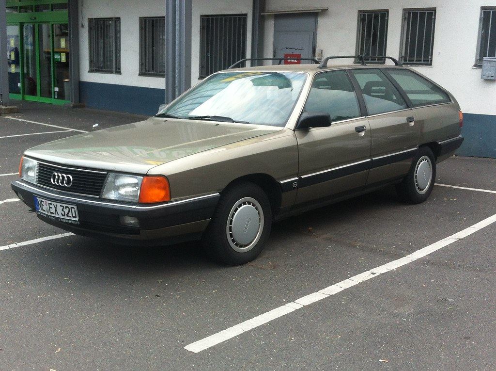 1989 Audi 100 Avant 2.3E | C.107 | Flickr