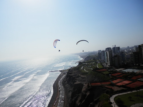 Paragliding in Lima - 3 | by JMParrone